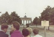 View from East Berlin 1963